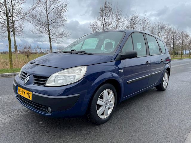 Renault Grand Scénic 2.0-16V Expression Comfort LPG/G3 AUTOMAAT APK NAP CRUISE!