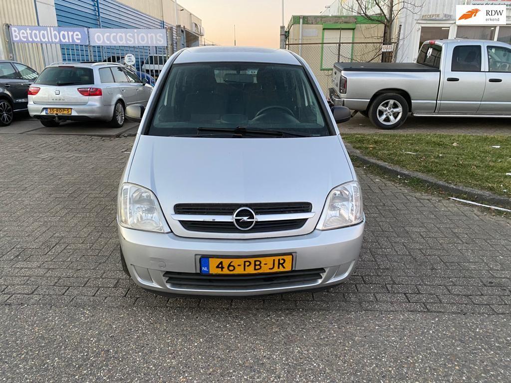 Opel Meriva occasion - Lakeman auto's Almere B.V.