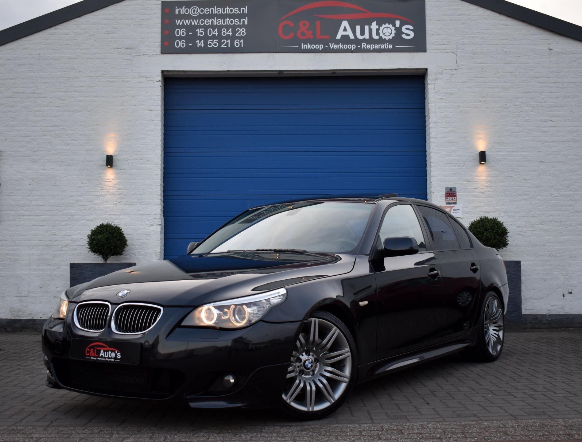 BMW 5-serie occasion - C&L Auto's