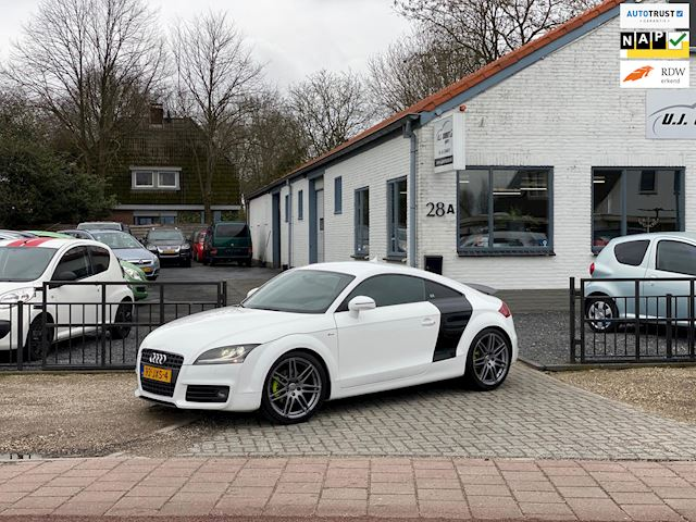Audi TT 2.0 TFSI s-line in zeer nette staat!