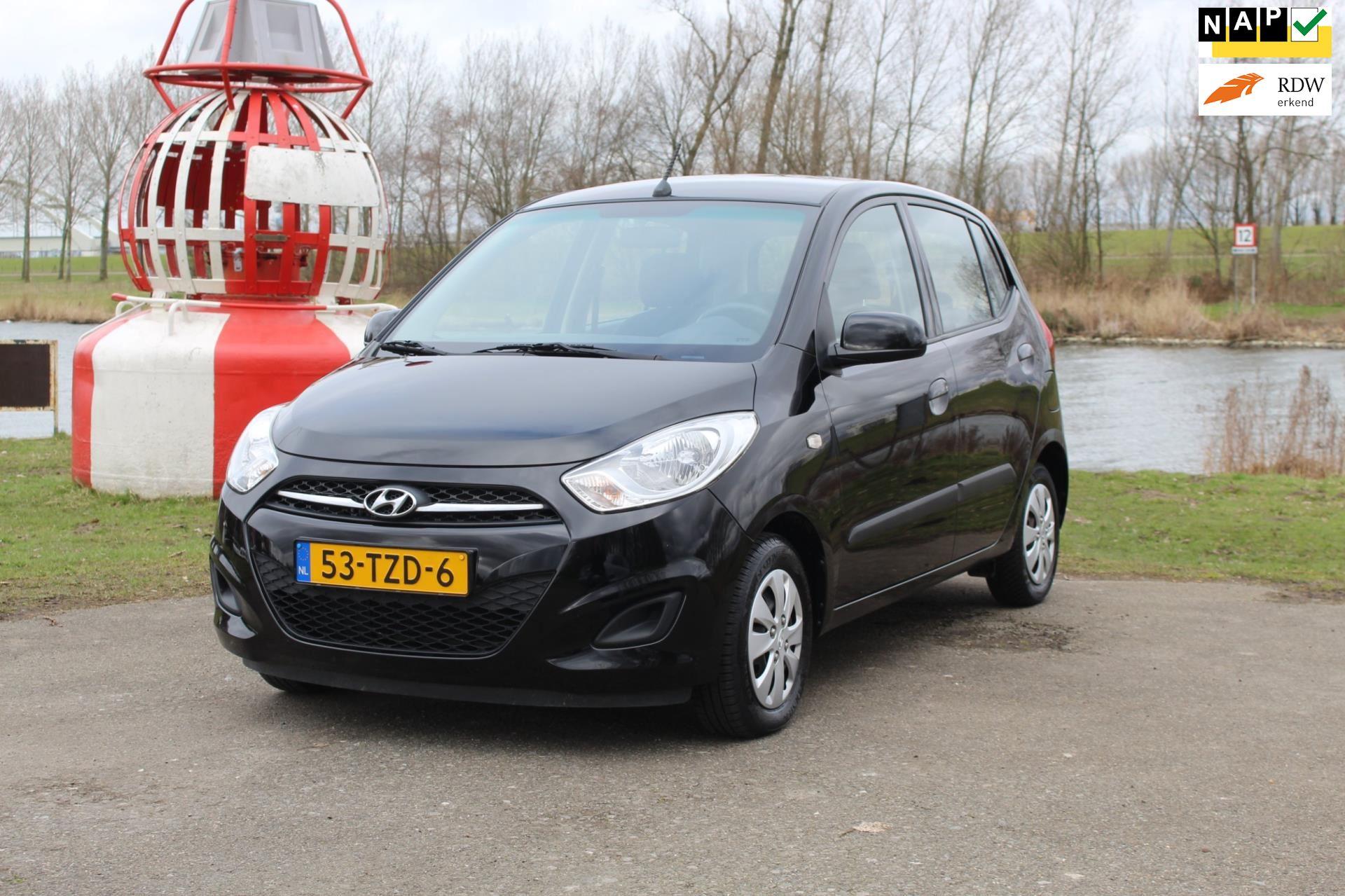 Hyundai I10 occasion - Van Vliet Auto's