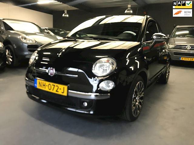 Fiat 500 occasion - J. van de Wiel Auto's