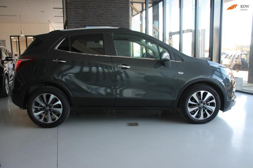 Opel Mokka X occasion - Van Zoggel Automotive