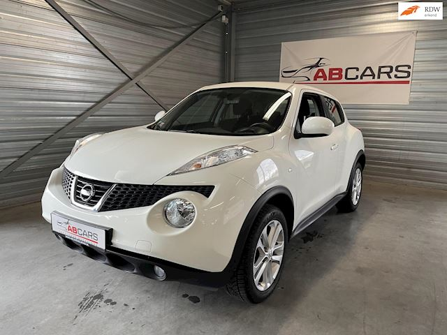 Nissan Juke occasion - AB Cars