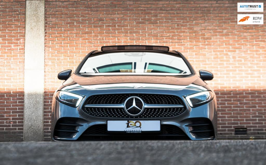 Mercedes-Benz A-klasse occasion - I Go Automotive
