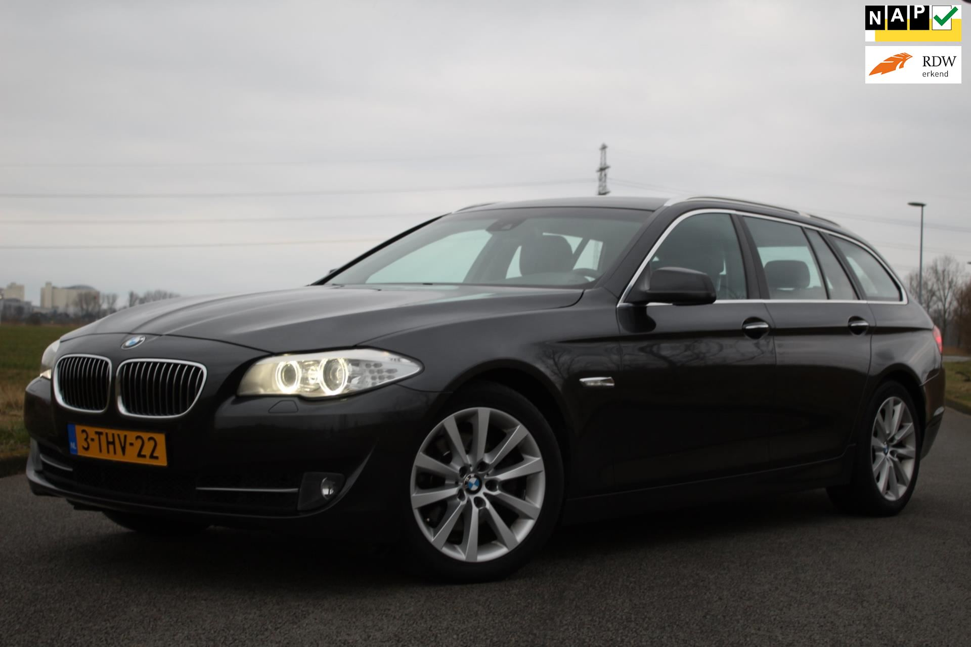 BMW 5-serie Touring occasion - Autobedrijf Simmeren & Veenstra