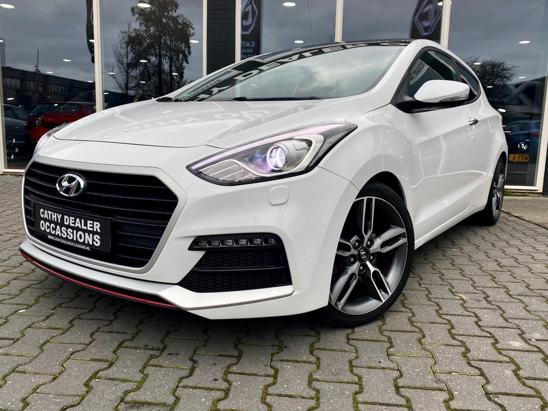 Hyundai I30 occasion - Cathy Dealer Occasions