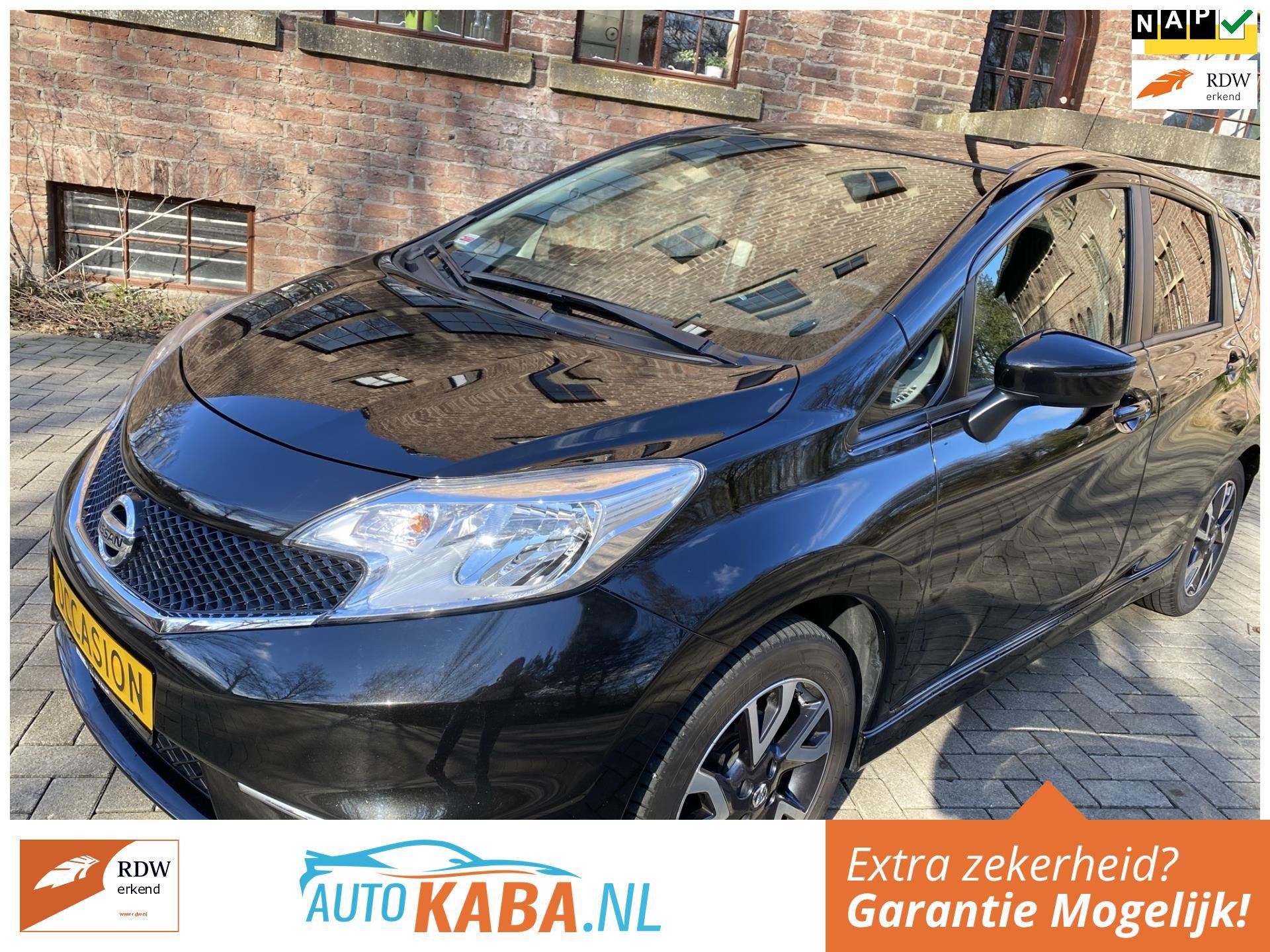 Nissan Note occasion - Autokaba Enschede