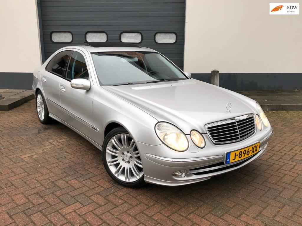 Mercedes-Benz E-klasse occasion - Autohandel Gerrit Prosman