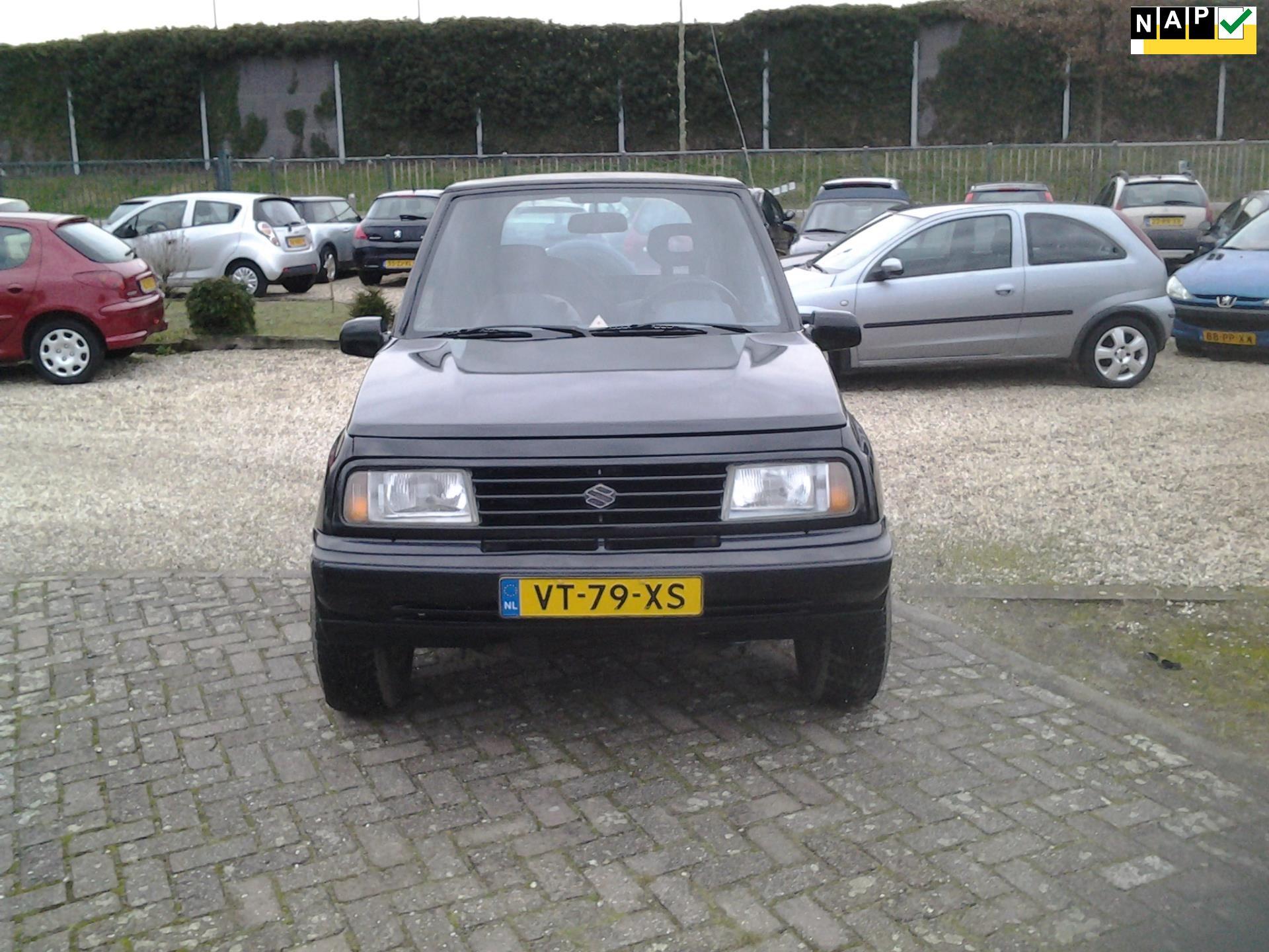 Suzuki Vitara occasion - Van der Wielen Auto's