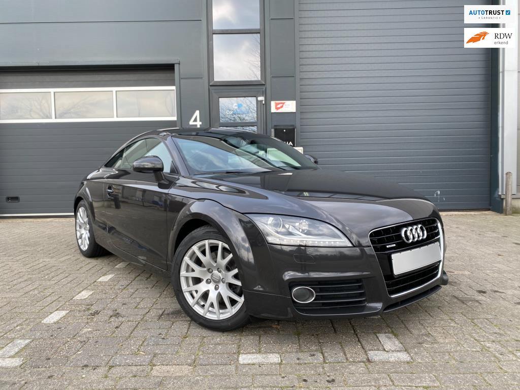 Audi TT occasion - Carplatform Automotive