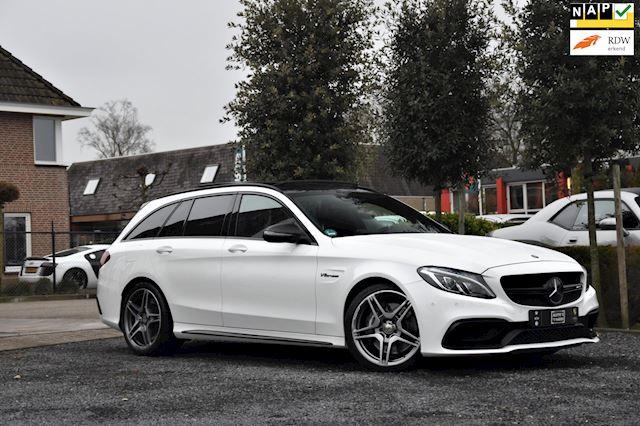 Mercedes-Benz C-klasse Estate occasion - Auto`s `t Harde