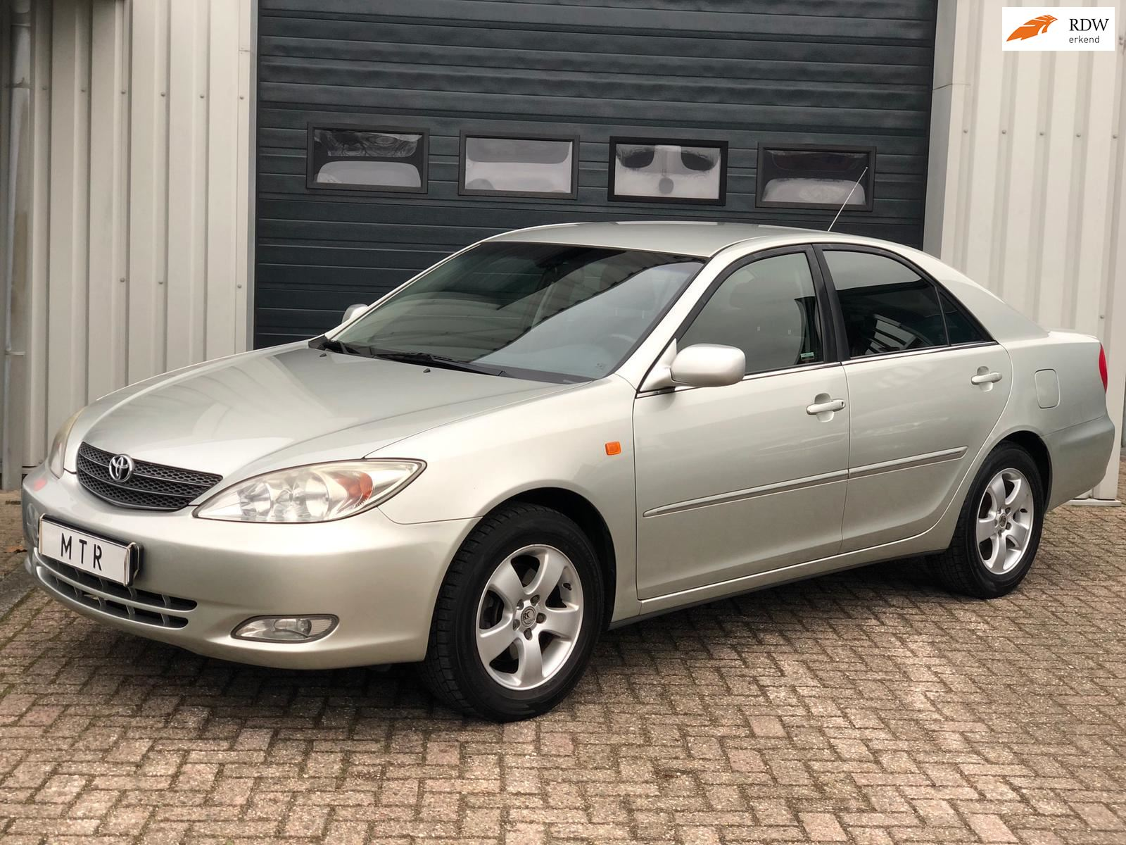 Toyota Camry occasion - MTR Auto's