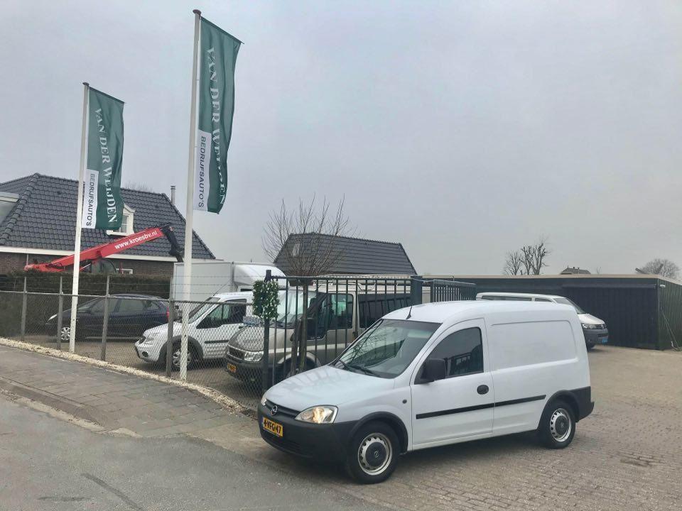 Opel Combo occasion - Van der Weijden Bedrijfsauto's