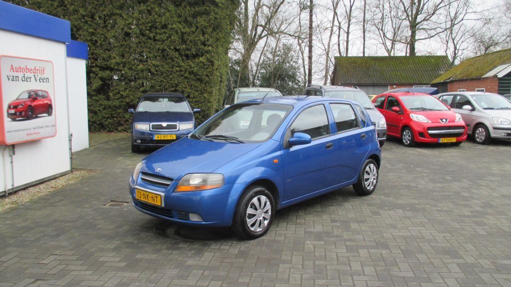 Daewoo Kalos occasion - Autobedrijf van der Veen v.o.f.