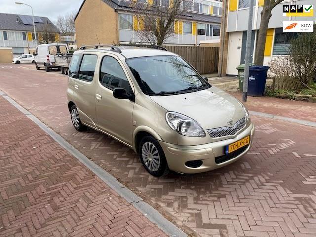 Toyota Yaris Verso AUTOMAAT / ROLSTOEL / 54.000 NAP / Airco / Uniek