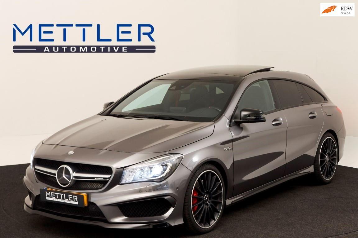 Mercedes-Benz CLA-klasse Shooting Brake occasion - Mettler B.V.