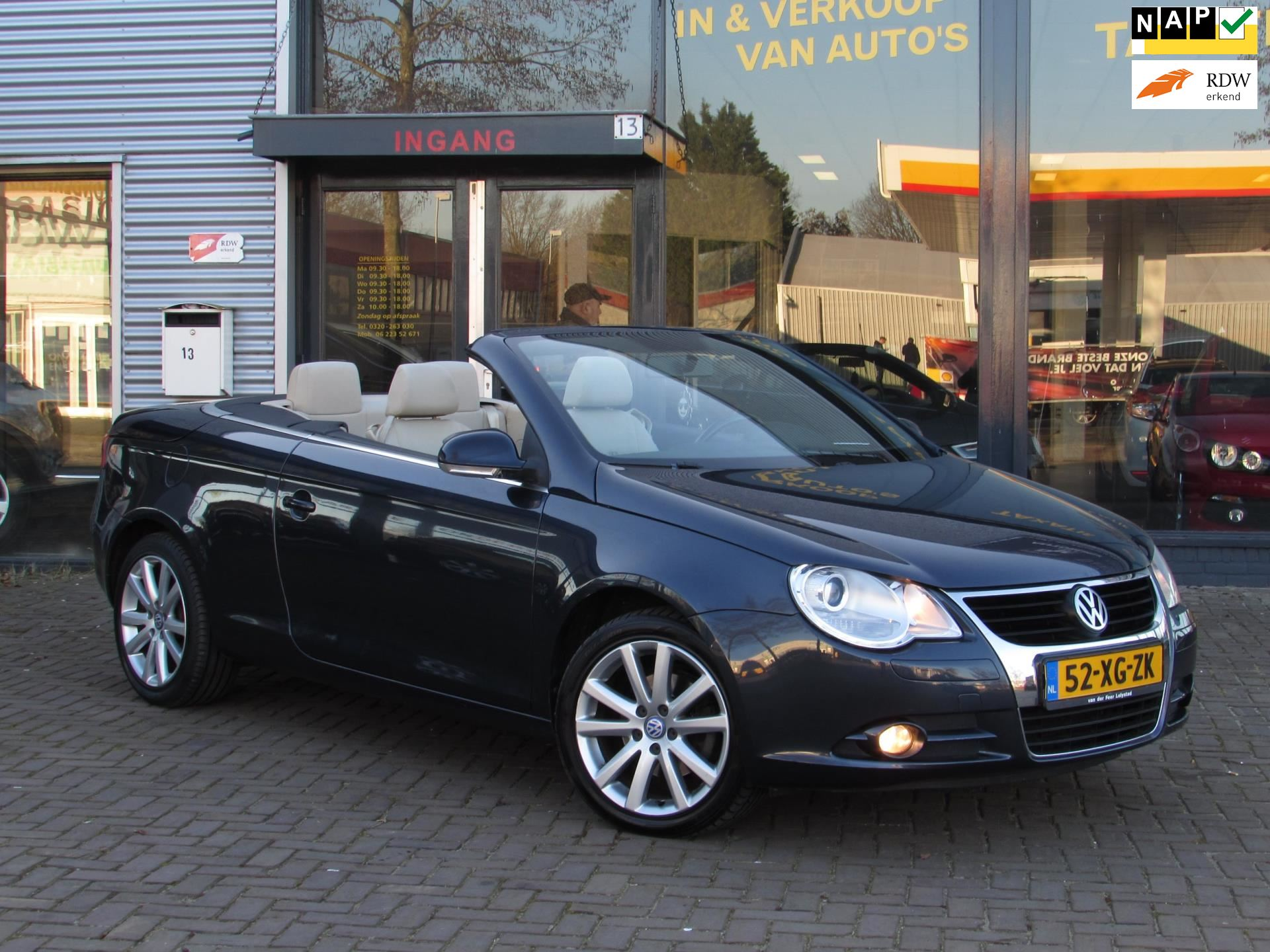 Volkswagen Eos occasion - D&M Cars