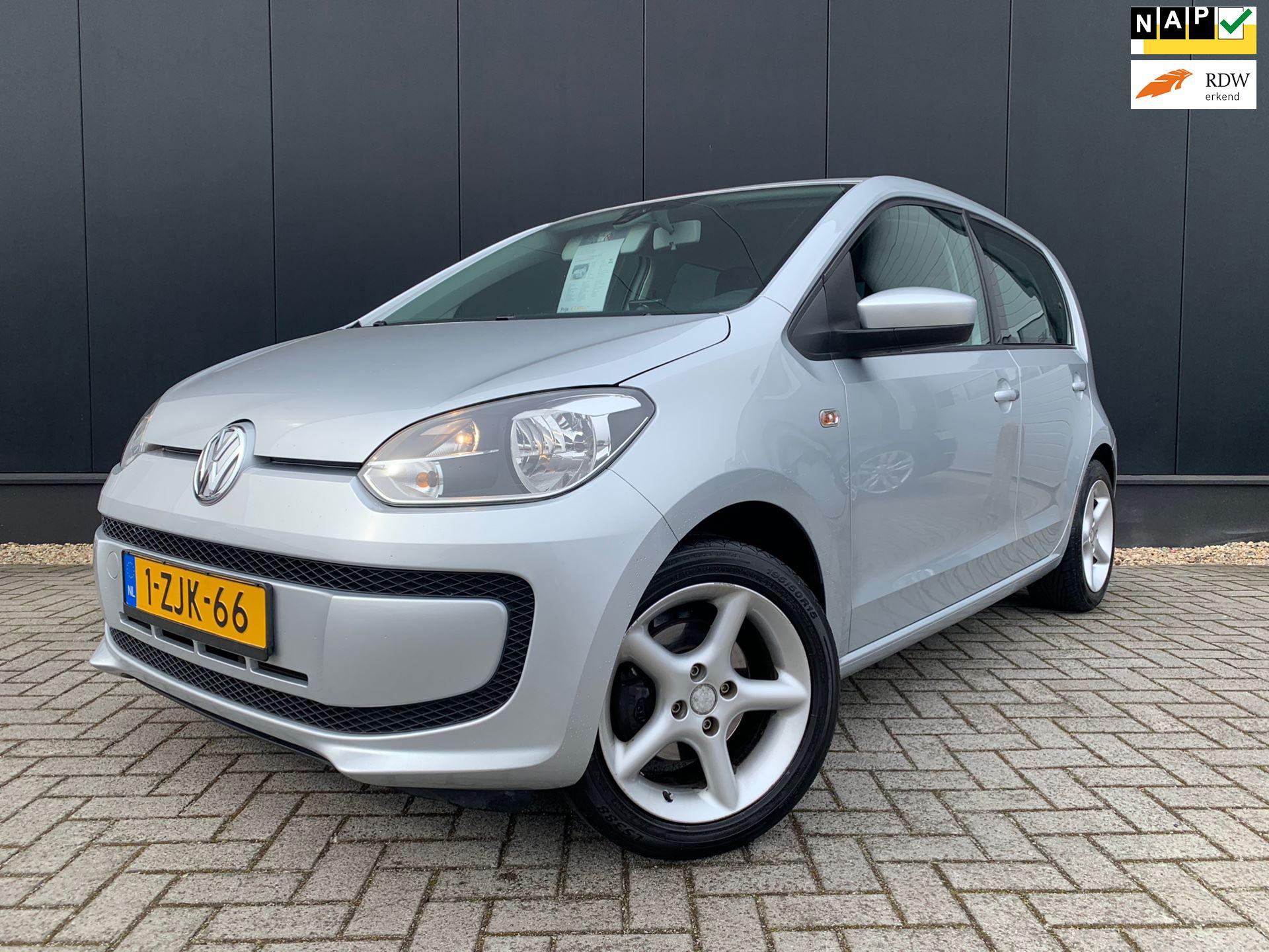 Volkswagen Up occasion - Dennis Jansen Auto's