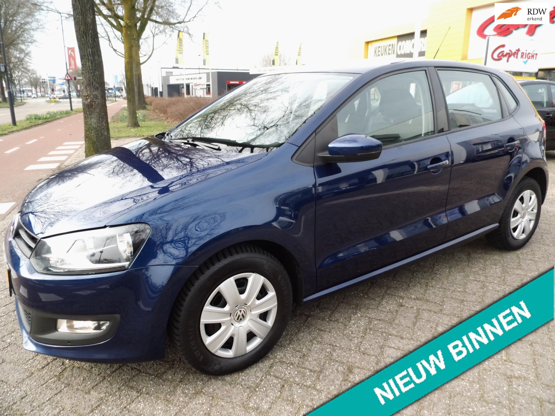 Volkswagen Polo occasion - Van Deursen Auto's