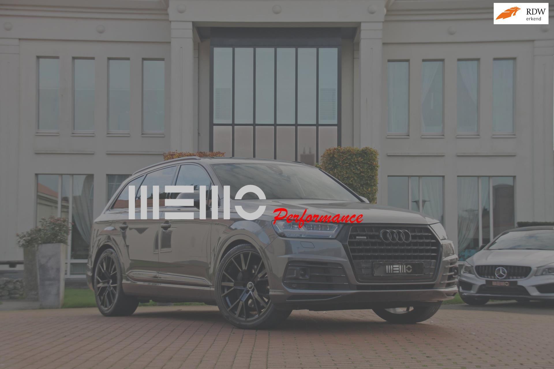 Audi Q7 occasion - Memo Performance