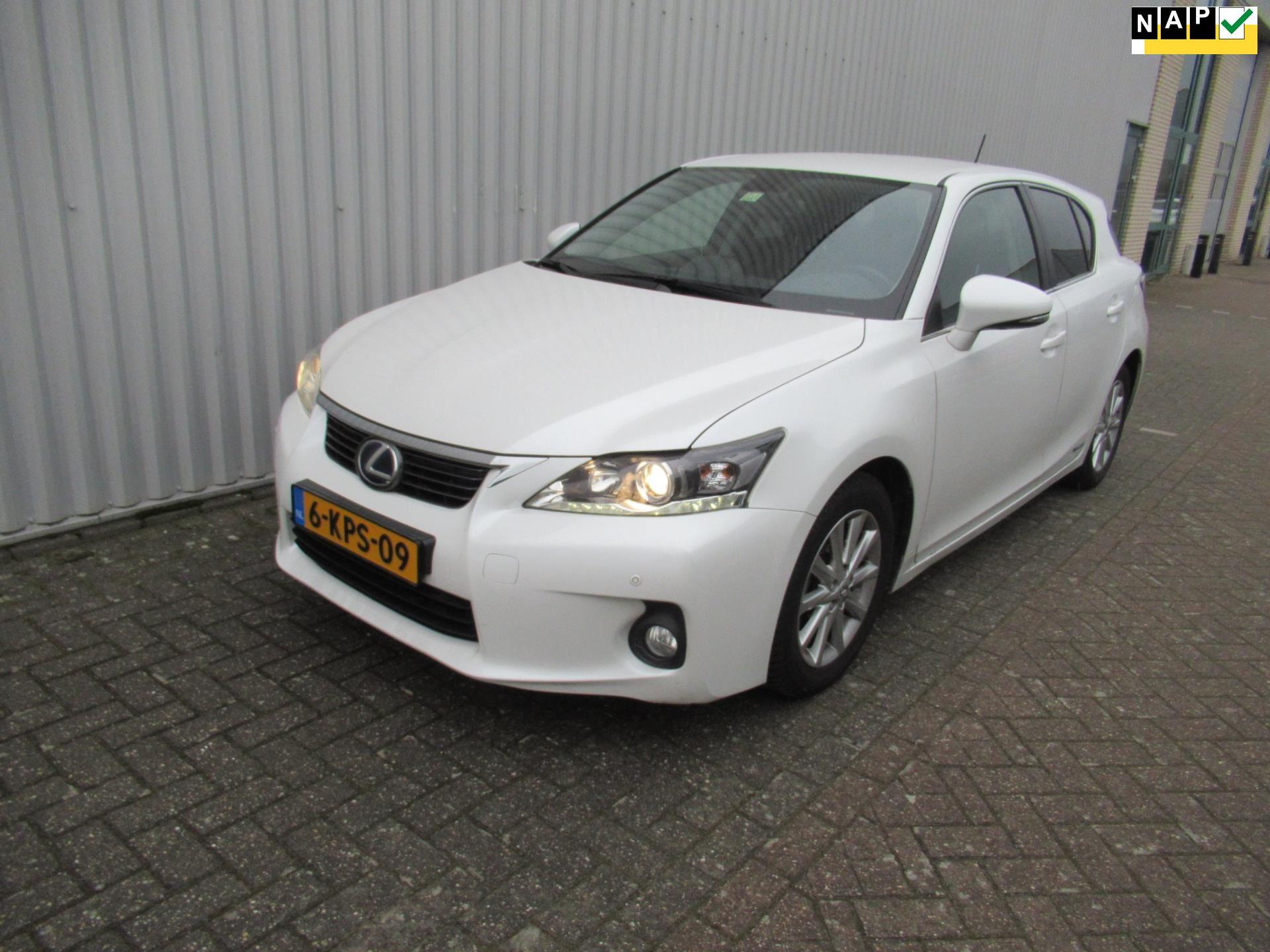 Lexus CT occasion - Autobedrijf Maasdijk