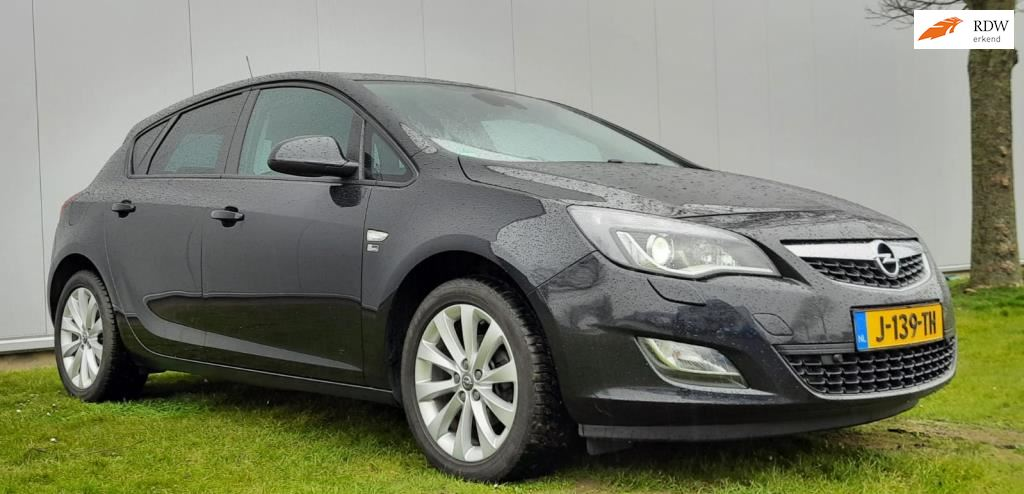 Opel Astra occasion - Elbay Auto & Bandenservice
