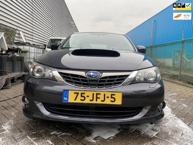 Subaru Impreza occasion - LVG Handelsonderneming