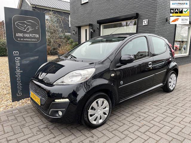 Peugeot 107 1.0 Envy/5-Deurs/Airco/Elecr.ramen/Origineel Hollands