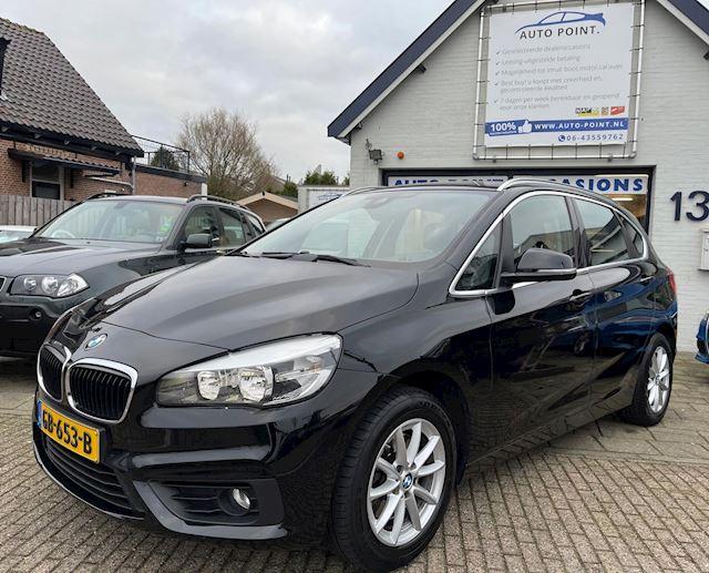BMW 2-serie Active Tourer 218I EXECUTIVE 105000KM! NAP GARANTIE/ZEER COMPLEET
