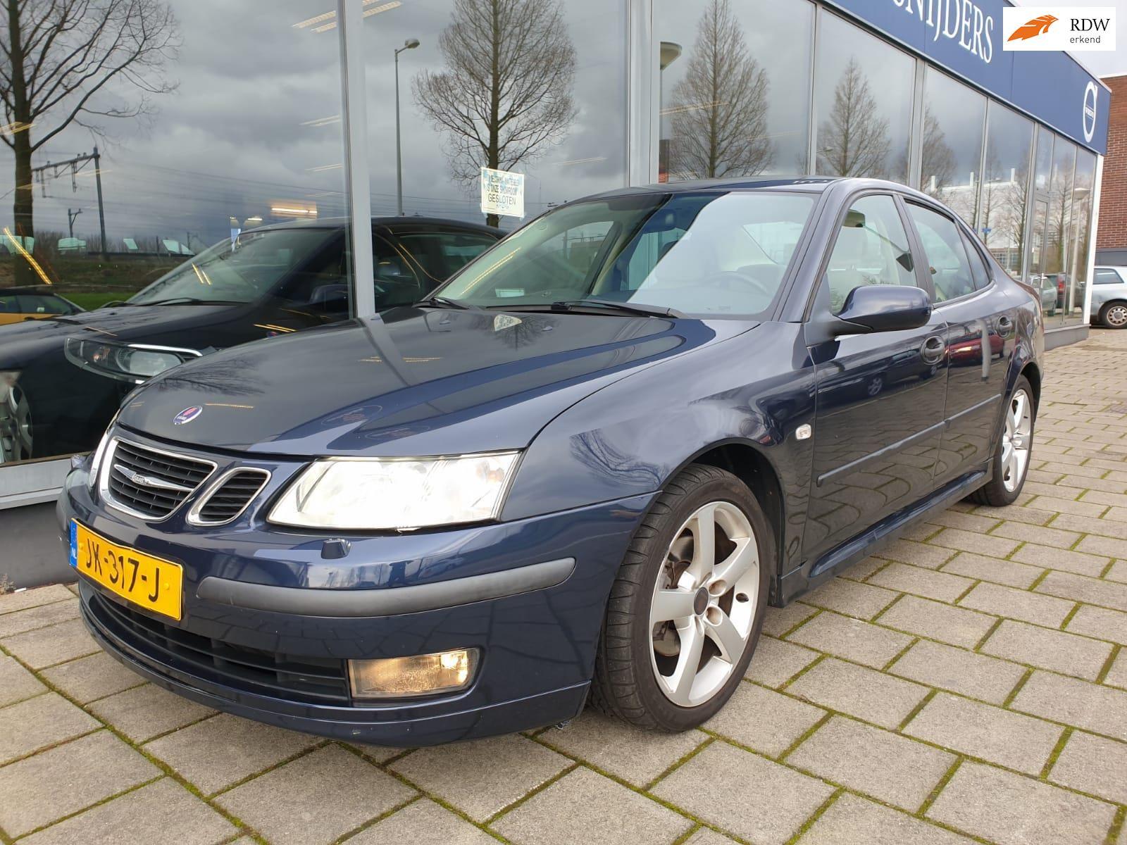 Saab 9-3 Sport Sedan occasion - Automobielbedrijf Snijders