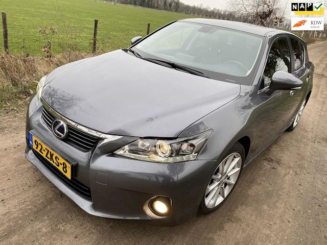 Lexus CT 200h Business Line Pro APK 2-22 NAP