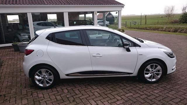 Renault Clio 0.9 TCe Limited Trekhaak/Navi/pdc