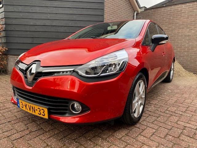 Renault Clio occasion - Autobedrijf G. Dorrestijn