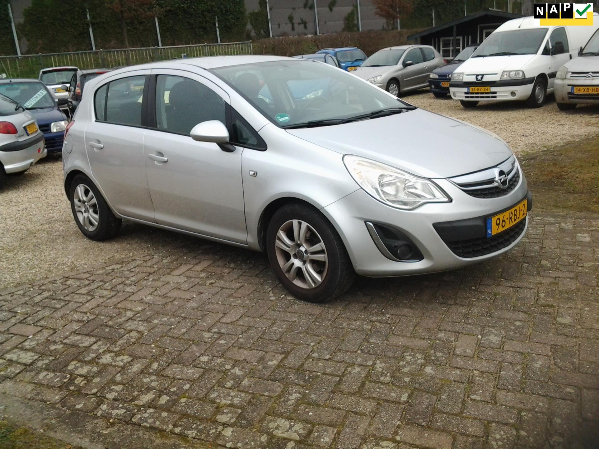 Opel Corsa occasion - Van der Wielen Auto's