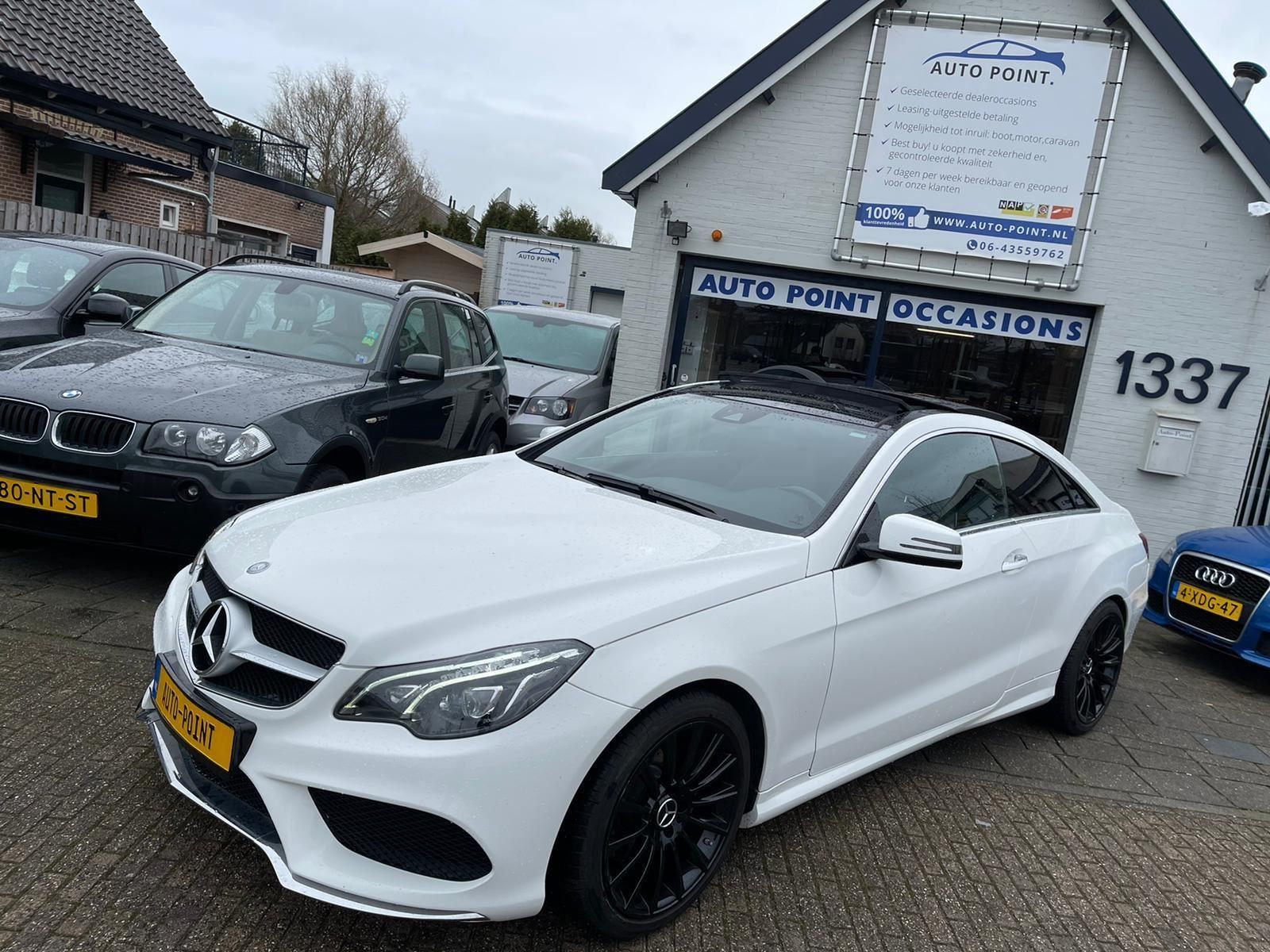 Mercedes-Benz E-klasse occasion - Auto Point