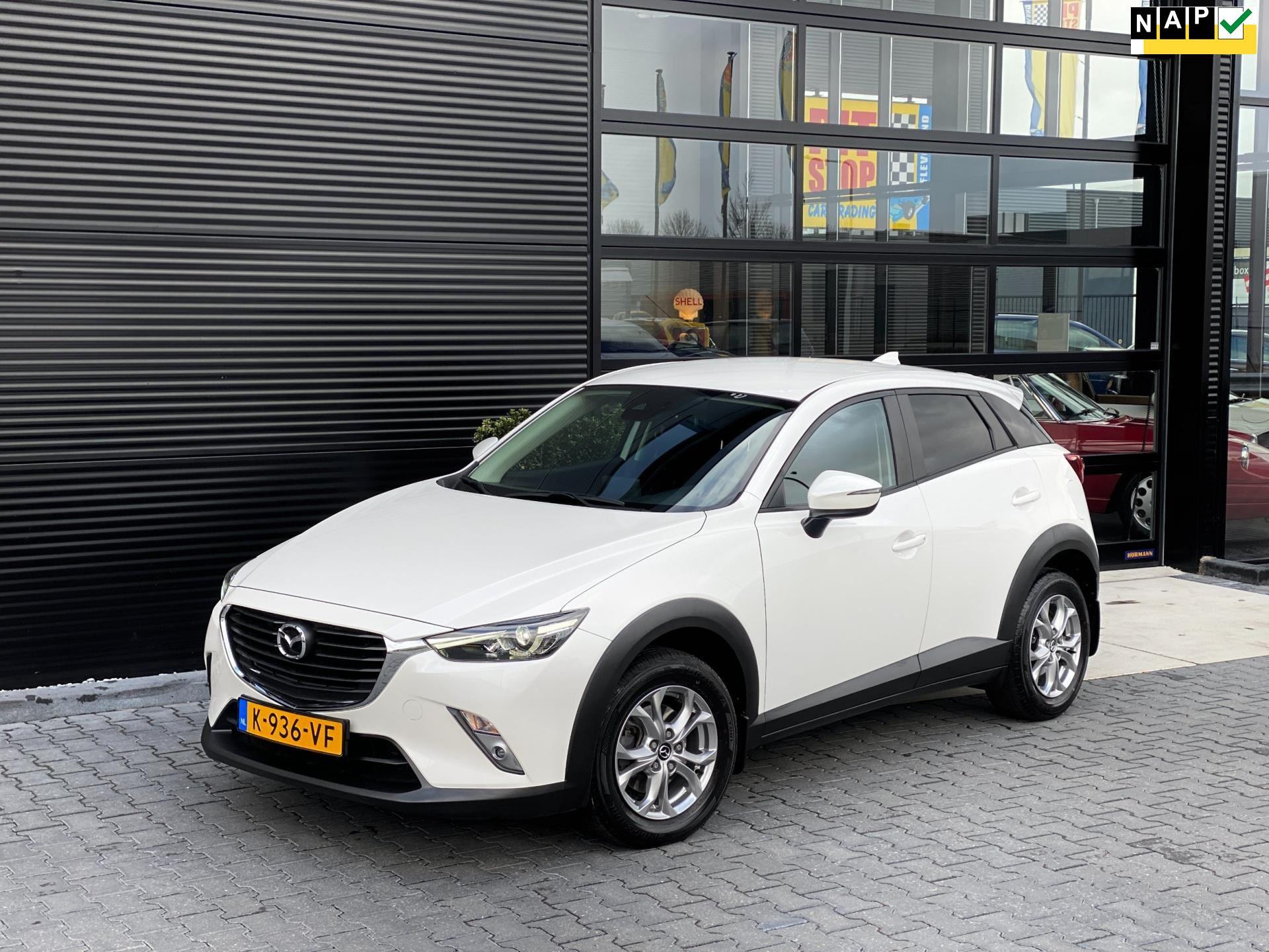 Mazda CX-3 occasion - Pitstop Car Trading