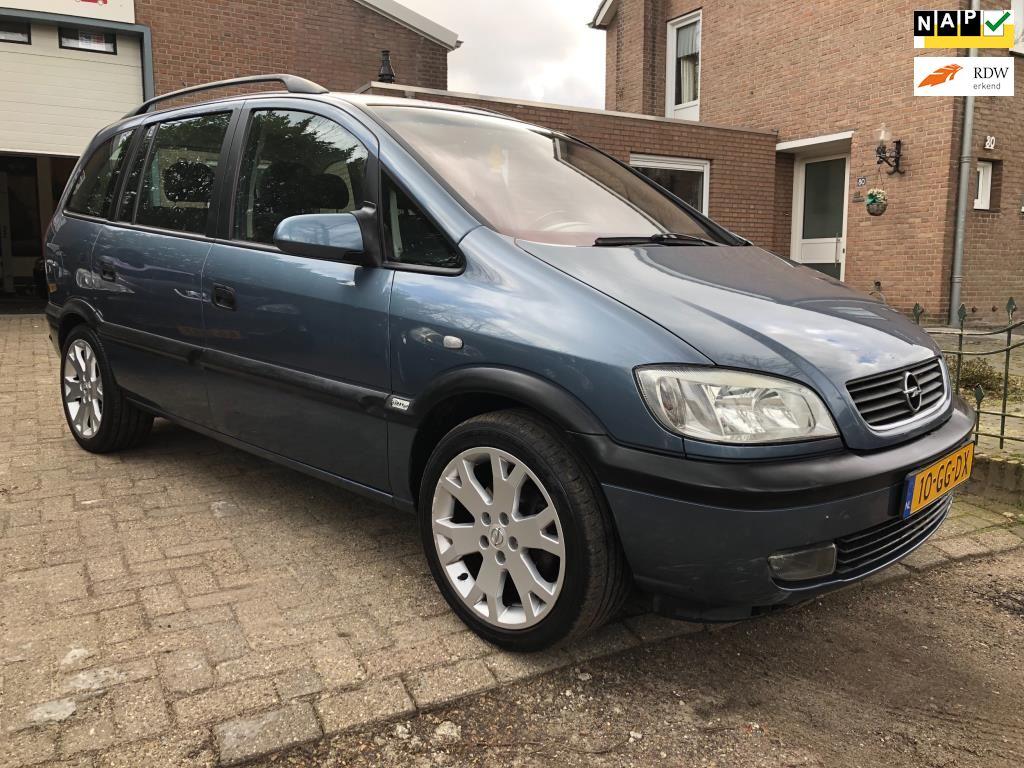 Opel Zafira occasion - Autobedrijf Marcelino