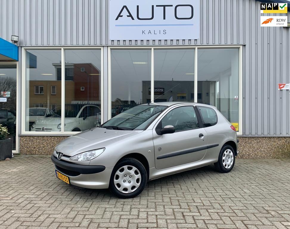 Peugeot 206 occasion - Auto Kalis