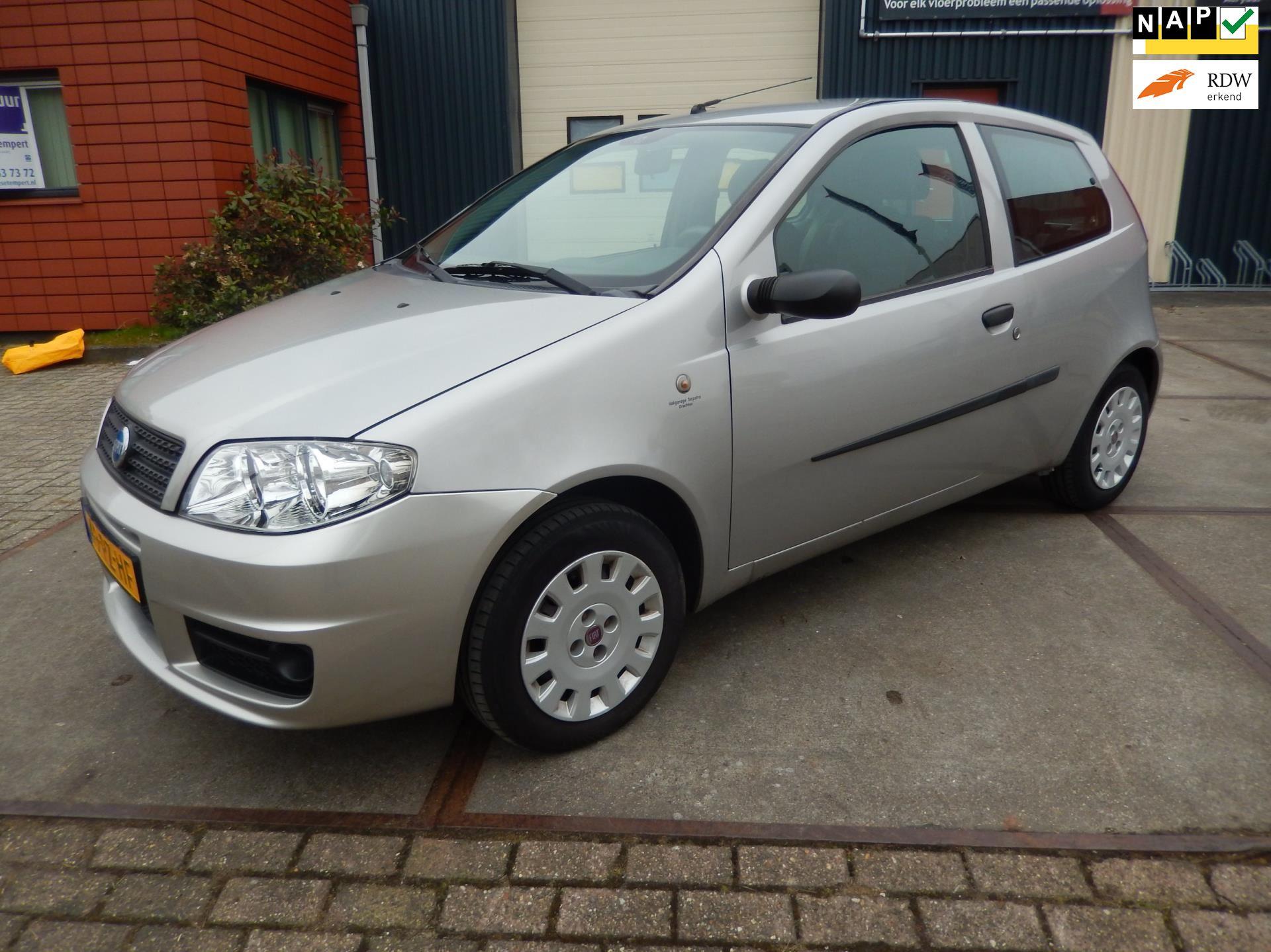 Fiat Punto occasion - Auto Discount Zwolle