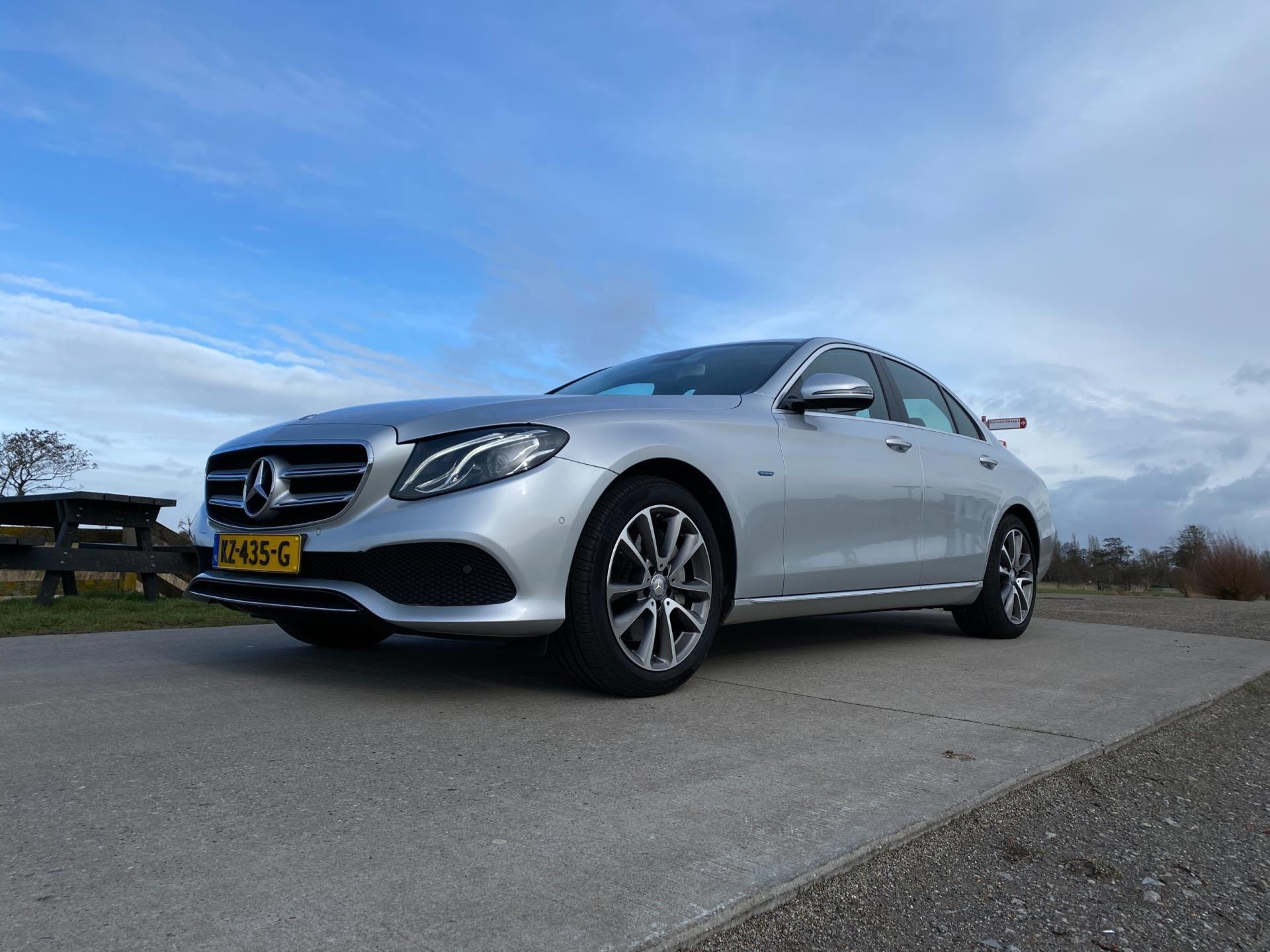 Mercedes-Benz E-klasse occasion - Jeeninga Auto's