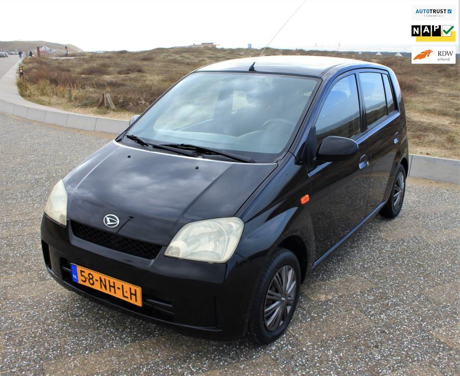 Daihatsu Cuore occasion - Automobiel- en Garagebedrijf Seinpost B.V.