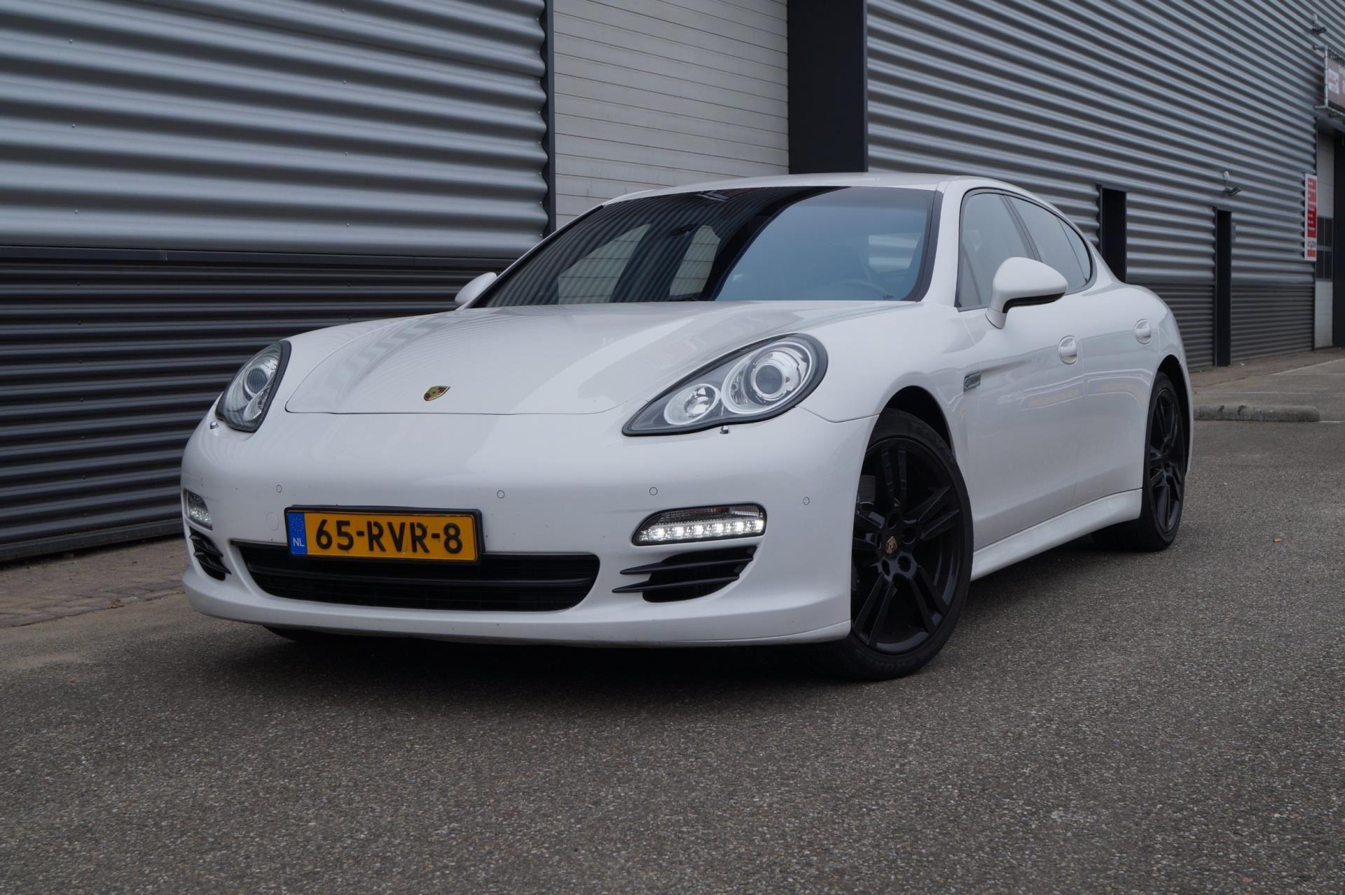 Porsche Panamera occasion - Garage REFLEX