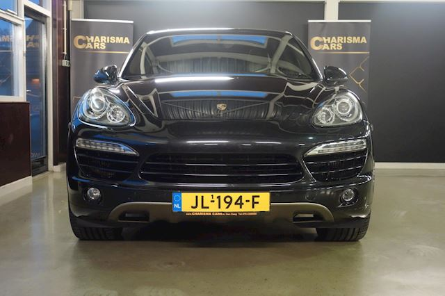 Porsche Cayenne 3.0 D Pano/Navi/Leder/bose