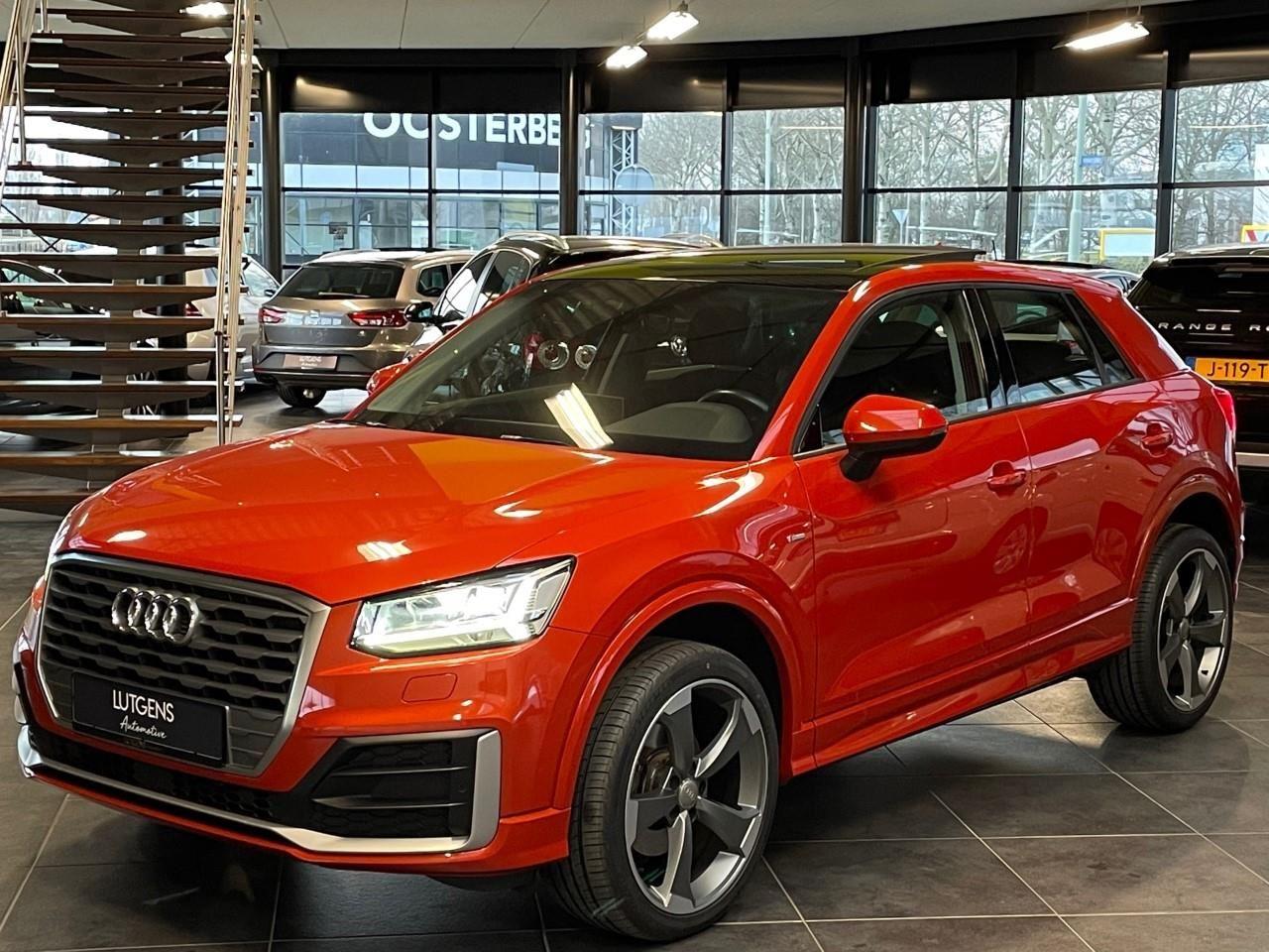 Audi Q2 occasion - Exclusive Automotive