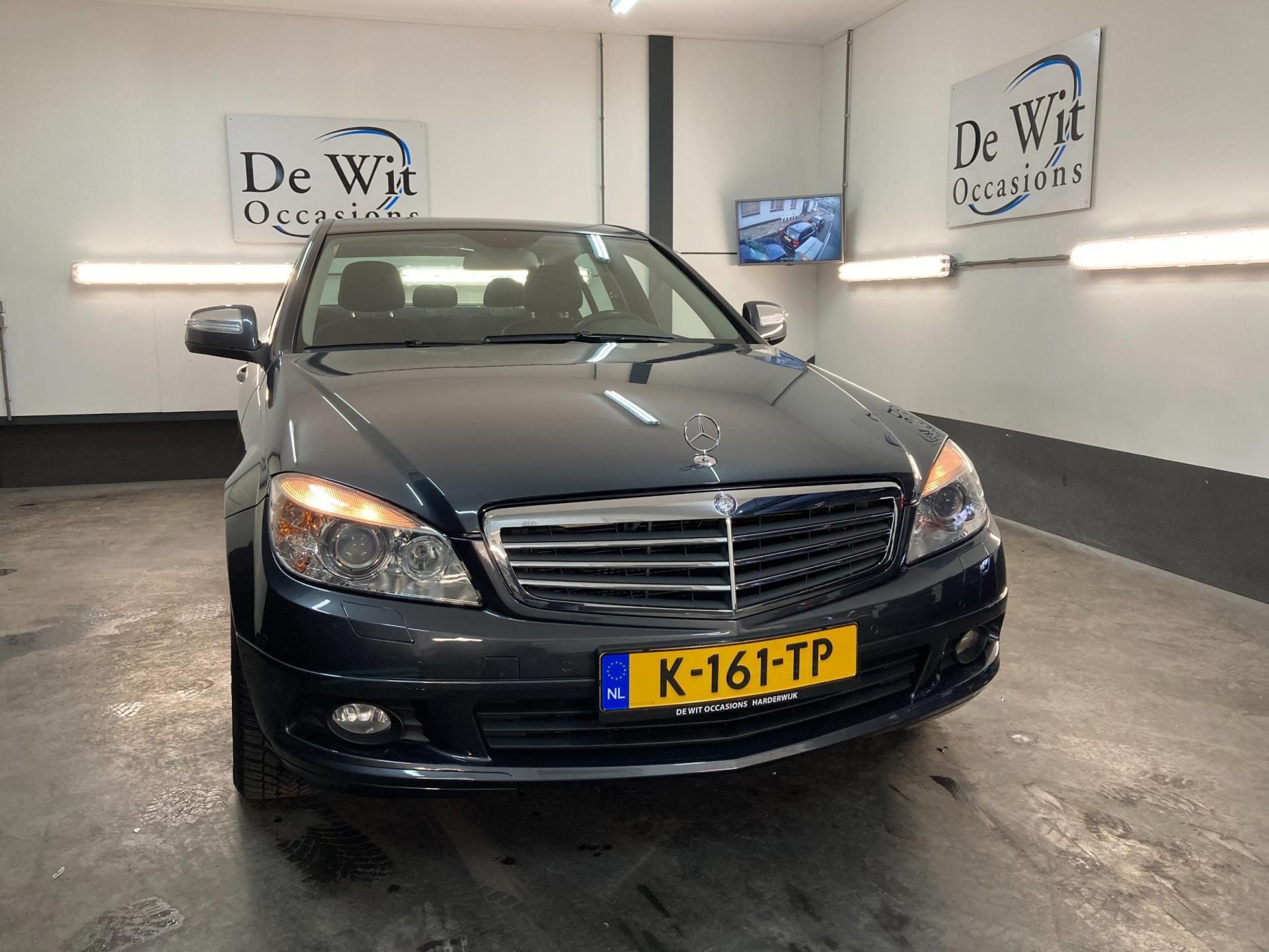 Mercedes-Benz C-klasse occasion - De Wit Occasions