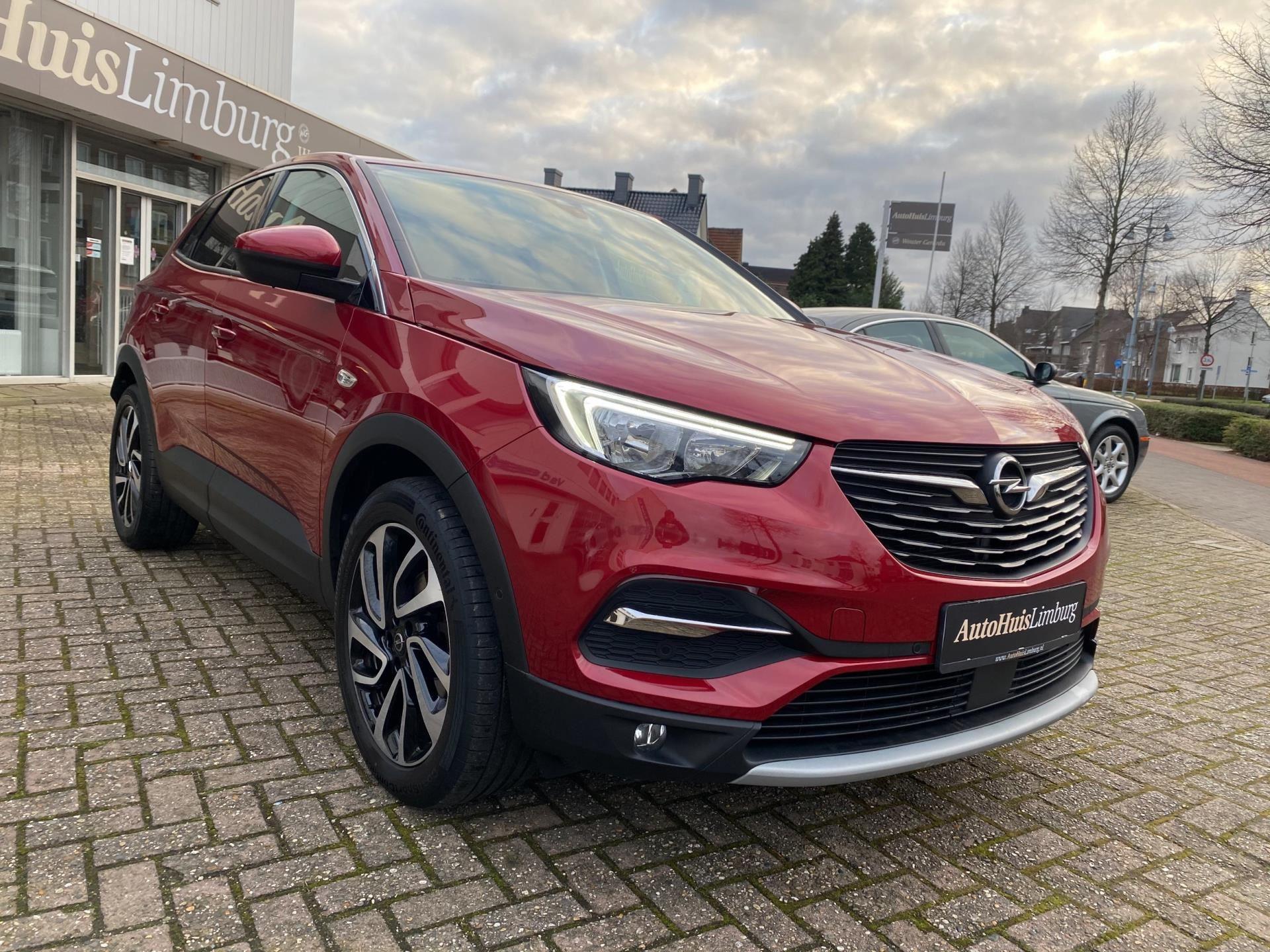 Opel Grandland X occasion - AutoHuisLimburg