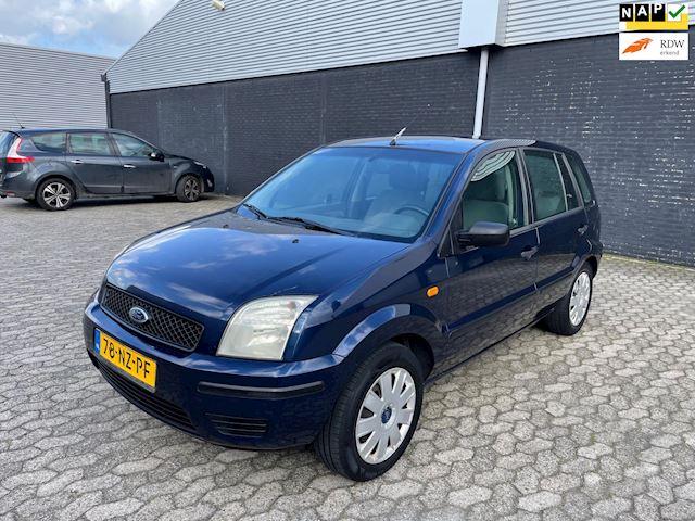Ford Fusion occasion - City Cars Breda