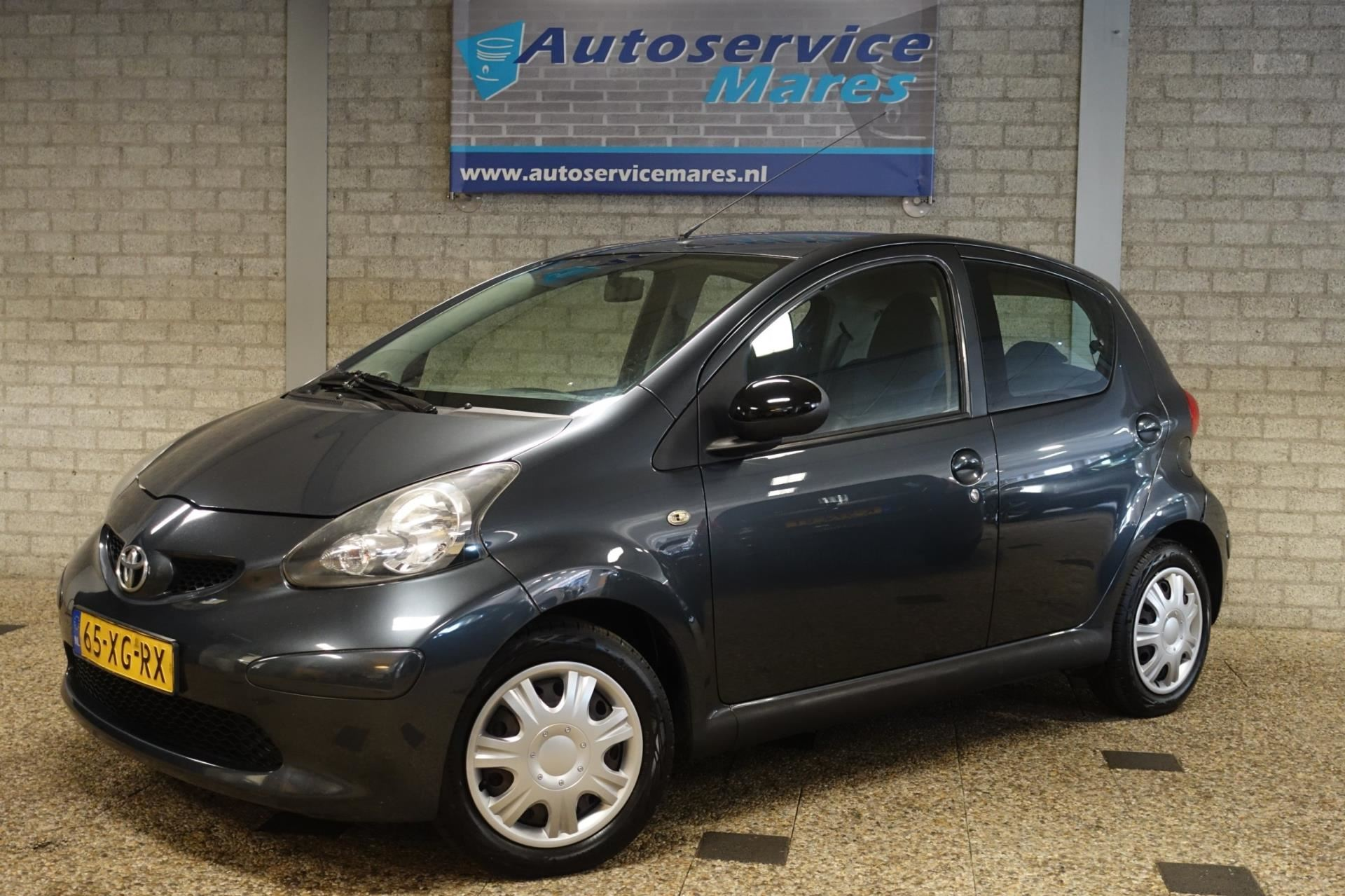 Toyota Aygo occasion - Autoservice Mares