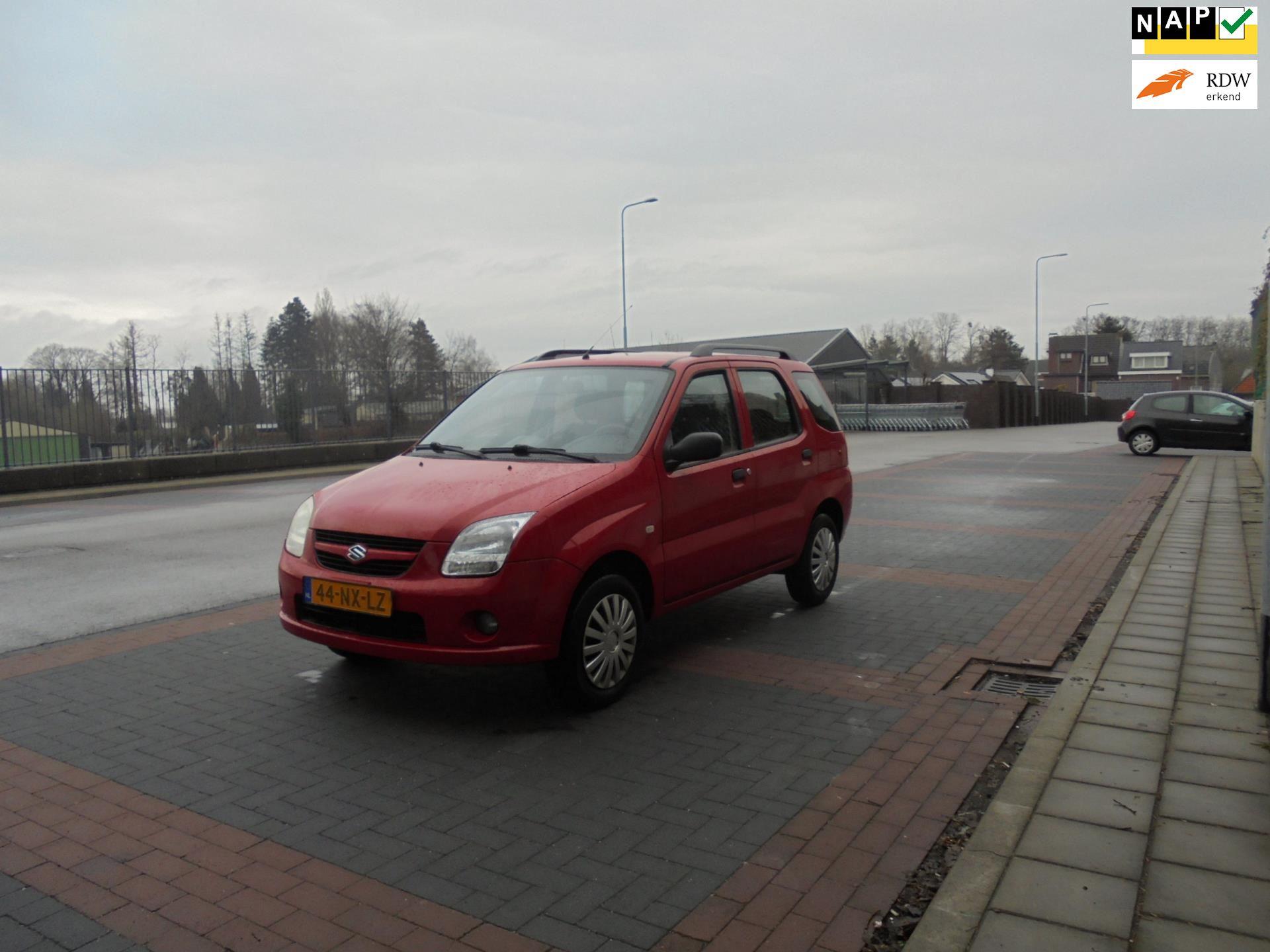 Suzuki Ignis occasion - Autohandel Bakkali